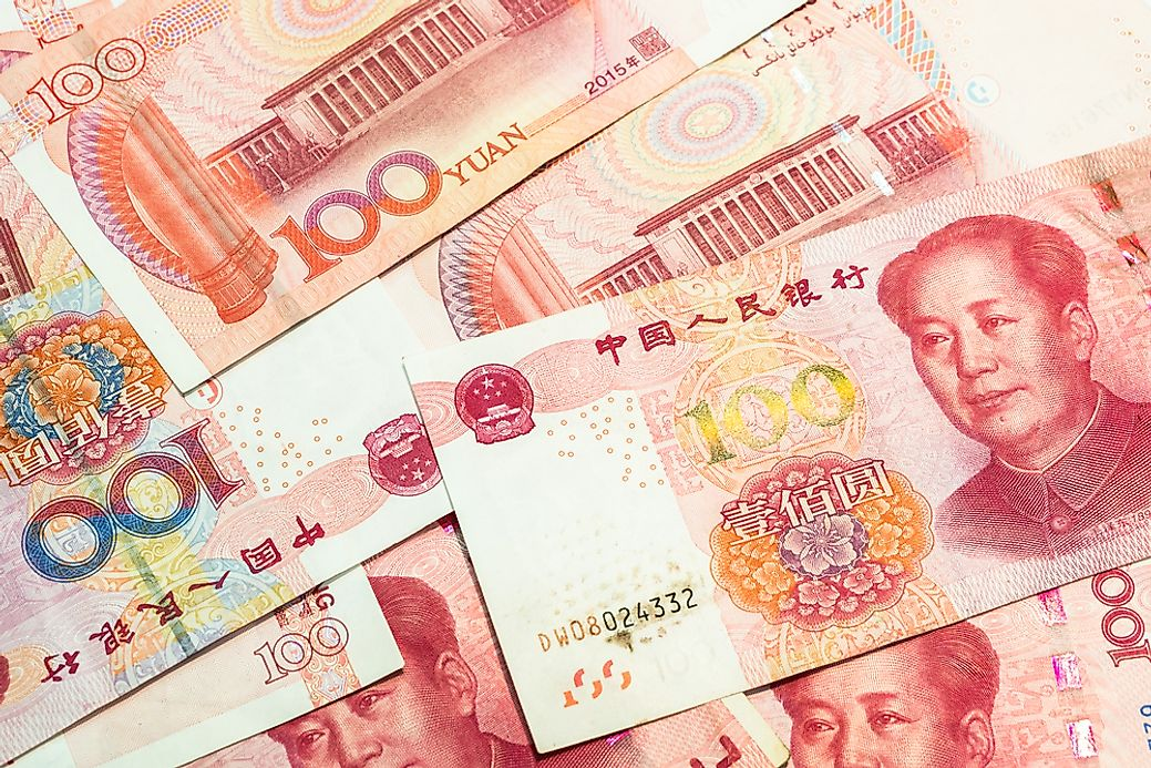 What is the Currency of China? - WorldAtlas.com