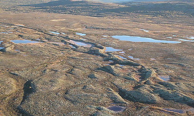 Mountain And Glacial Landforms: What Is An Esker? - WorldAtlas.com