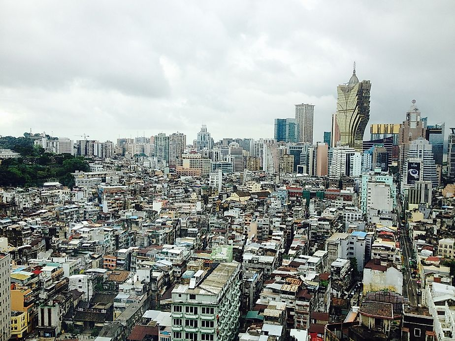 Macau Natural Resources