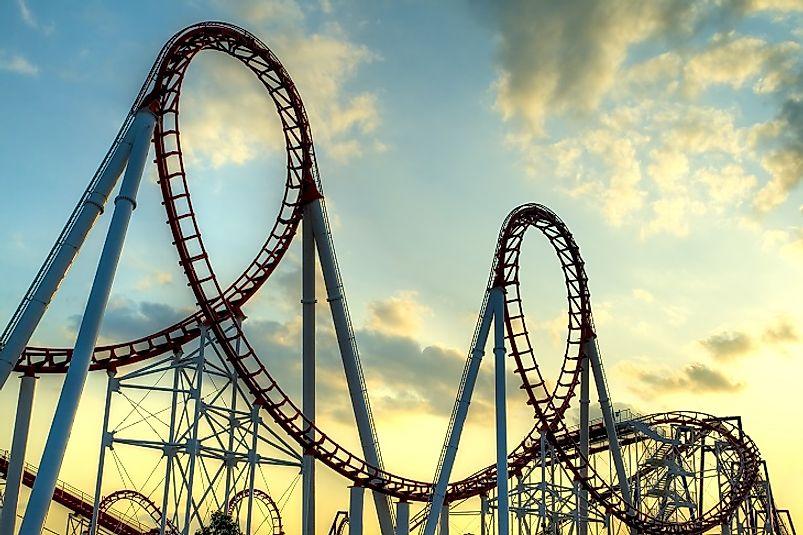 Fastest roller coasters (Europe) - Coasterpedia
