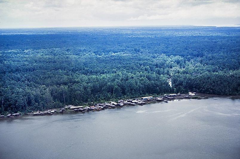 Orinoco River - Great Rivers Of South America - WorldAtlas.com