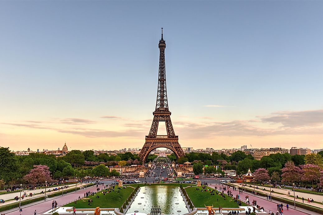 which are the biggest industries in france worldatlascom