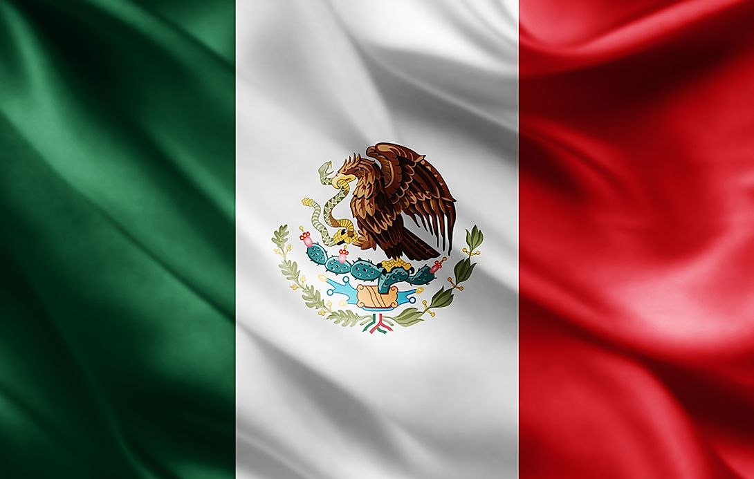 What Do The Colors And Symbols Of The Flag Of Mexico Mean ...