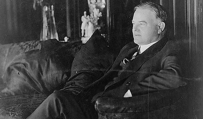 Herbert hoover presidency essay writer