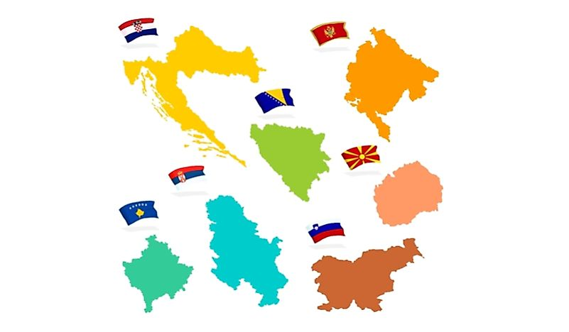 Which Present Day Countries Were Once a Part of Yugoslavia ... on greece on world map, france on world map, ukraine on world map, dalmatia on world map, turkey on world map, nicaragua on world map, switzerland on world map, zaire on world map, darfur on world map, europe on world map, ussr on world map, albania on world map, isreal on world map, hungary on world map, belgium on world map, iraq on world map, pakistan on world map, serbia map, ireland on world map, argentina on world map,