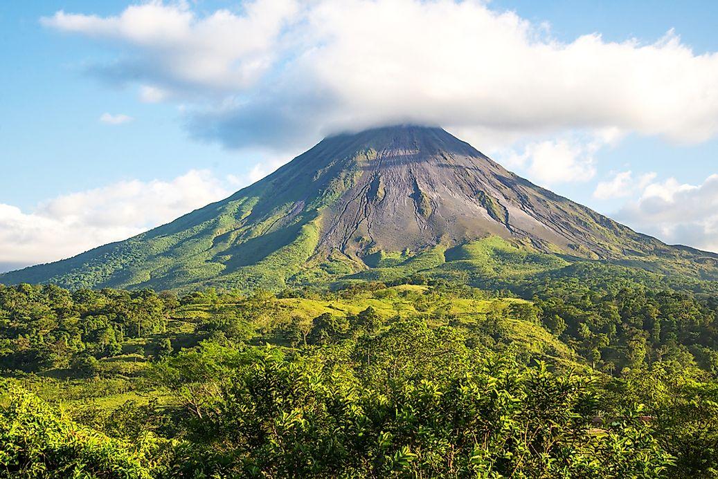 The Seven Natural Wonders Of Costa Rica - WorldAtlas.com