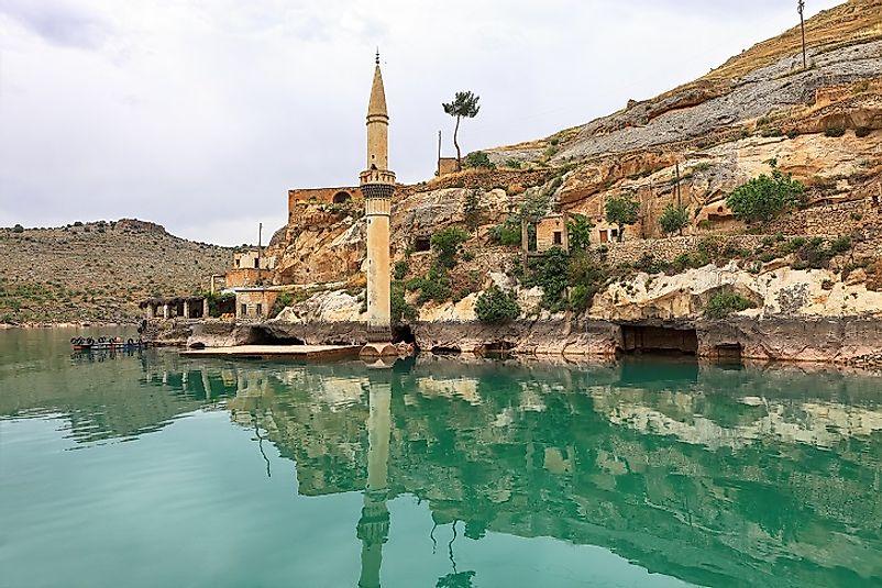 The Longest Rivers In Turkey Worldatlas Com