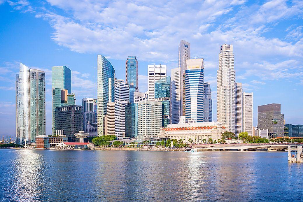 What Languages Are Spoken In Singapore? - WorldAtlas.com