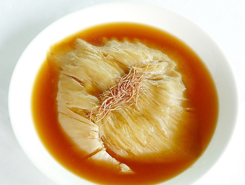 Shark Fin Soups - Culinary Delicacies Of Asia - WorldAtlas.com