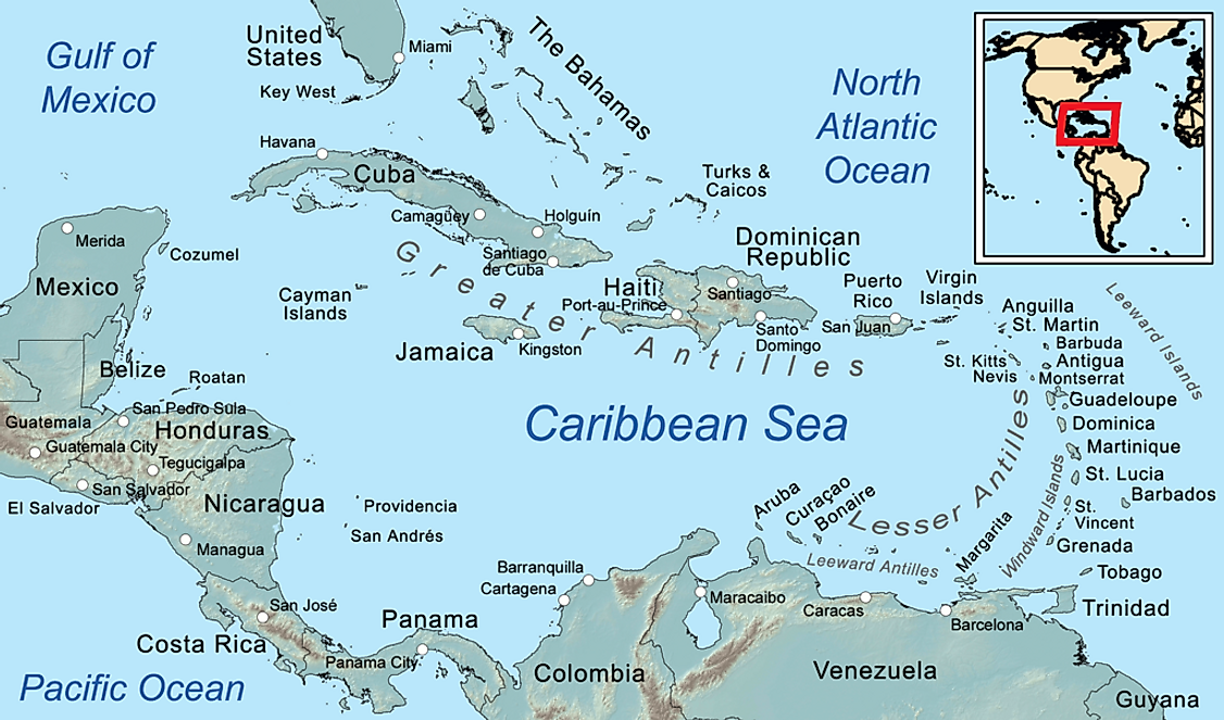What are the differences between windward and leeward islands what are the differences between windward and leeward islands worldatlas gumiabroncs Gallery