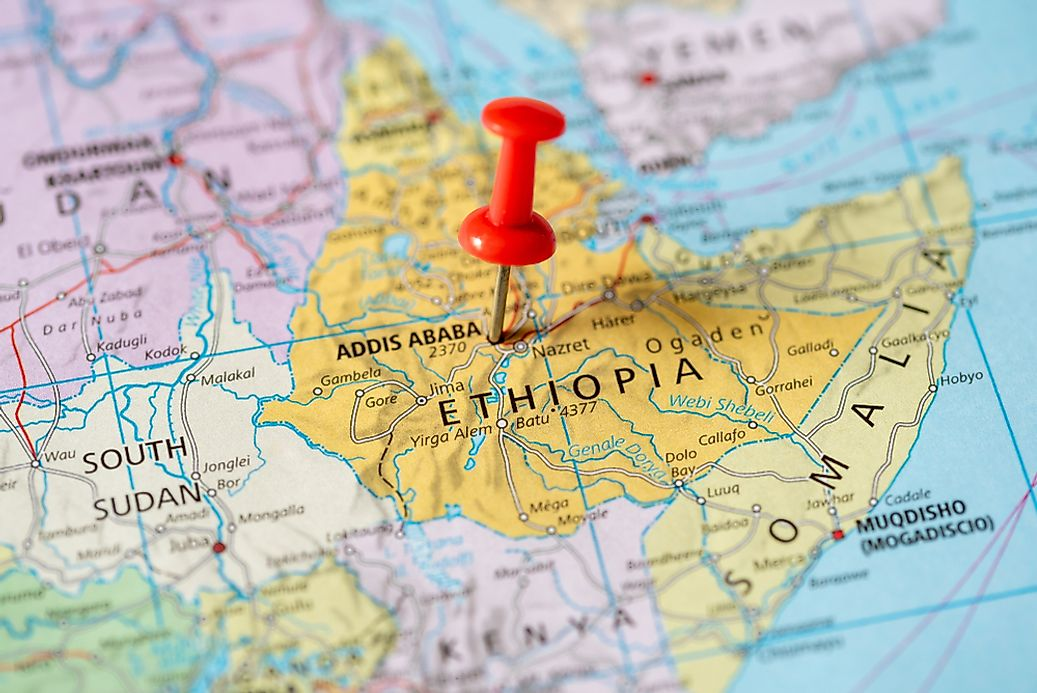 Prime Ministers Of Ethiopia Through History - WorldAtlas com