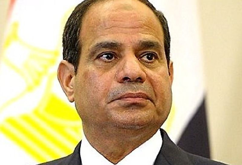 Presidents Of Egypt Through History - WorldAtlas.com