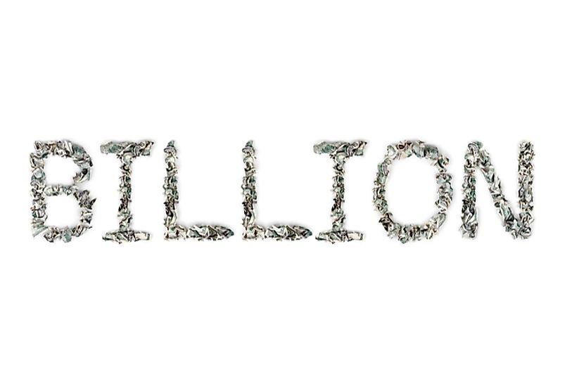 How Many Zeros Are In A Billion WorldAtlas Com