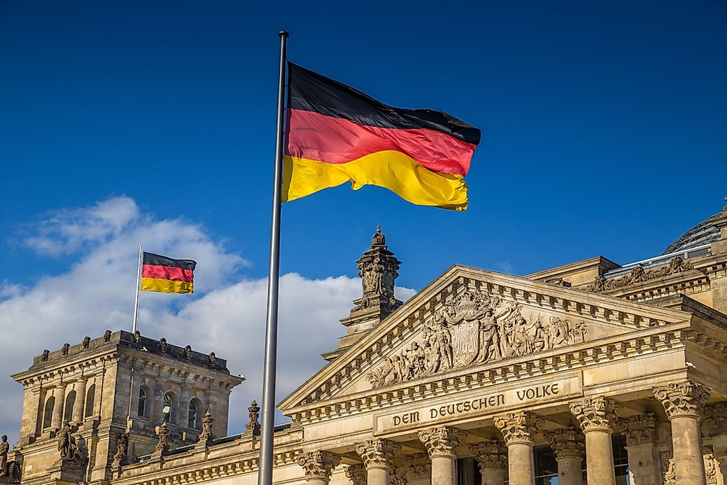 interesting articles and reviews relating to germany