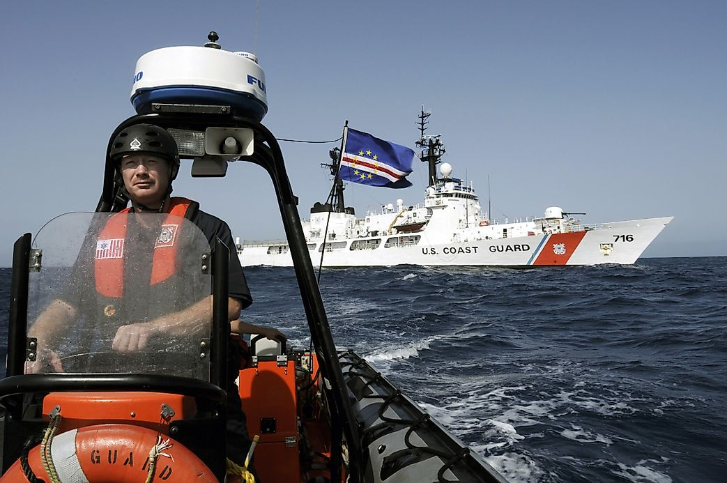 The United States Coast Guard USCG