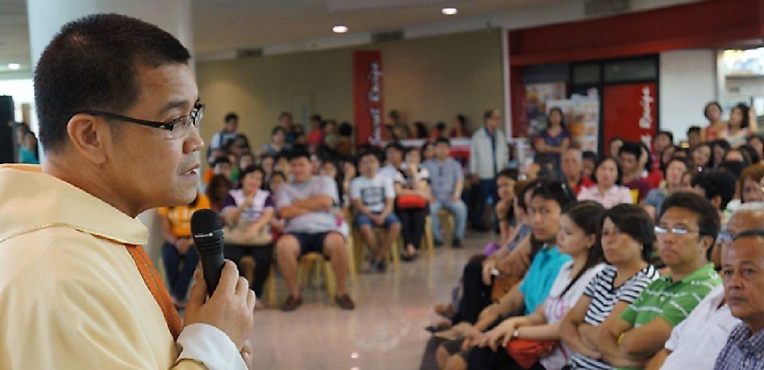 Ethnic Groups In The Philippines Worldatlas Com