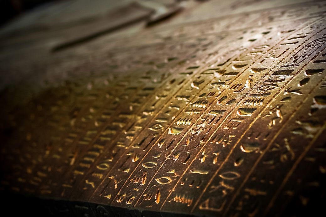 The Mysterious Egyptian Sarcophagus 5 Things To Know Worldatlas Com