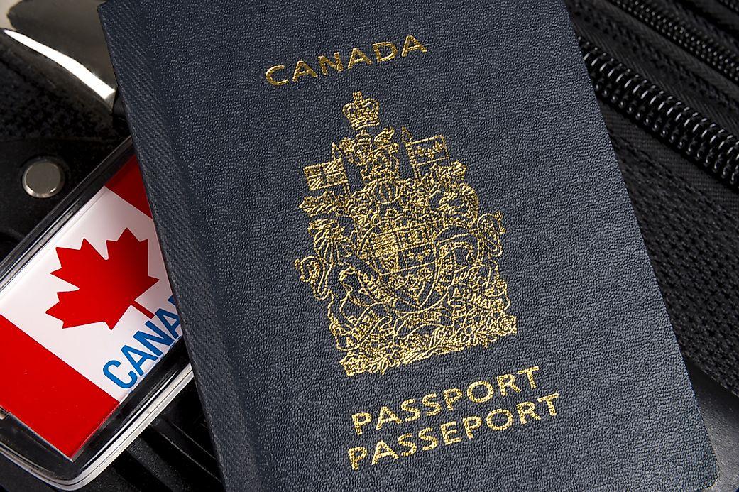 Introducing Canadau0027s New Gender Neutral Passport