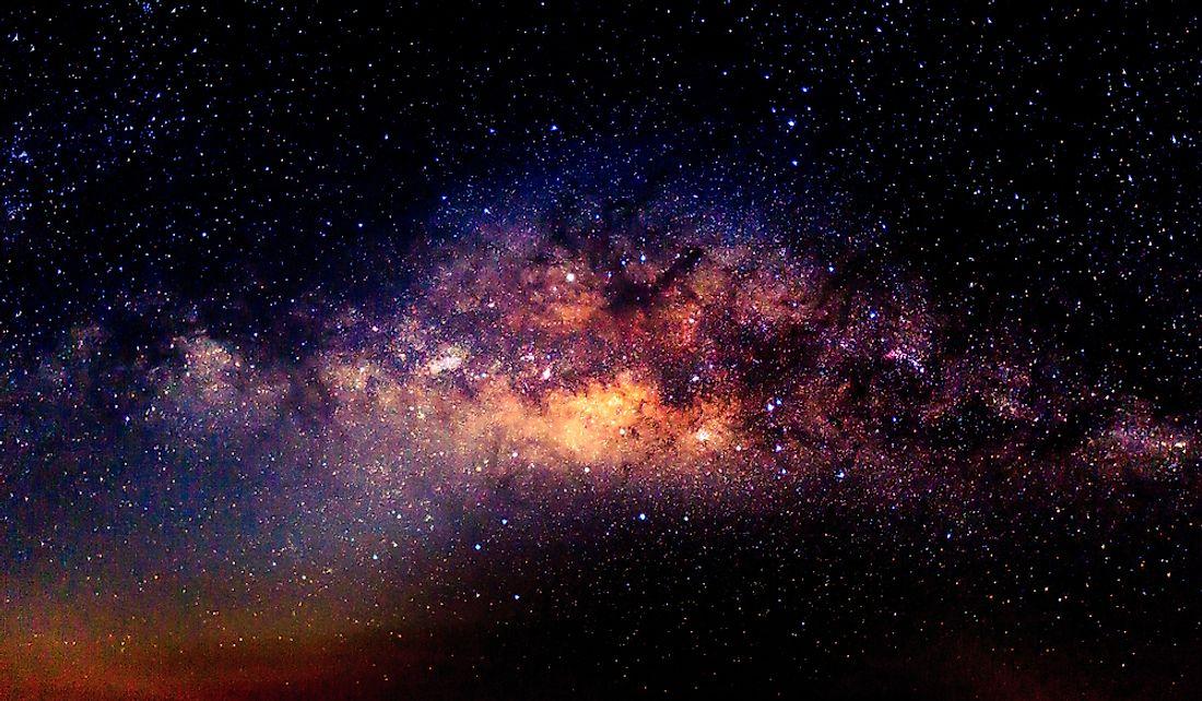 Galaxies Nearest To The Earth Worldatlas Com
