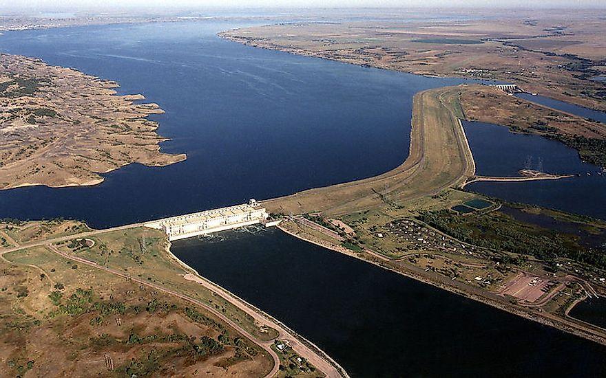 Longest Rivers In The United States - WorldAtlas com