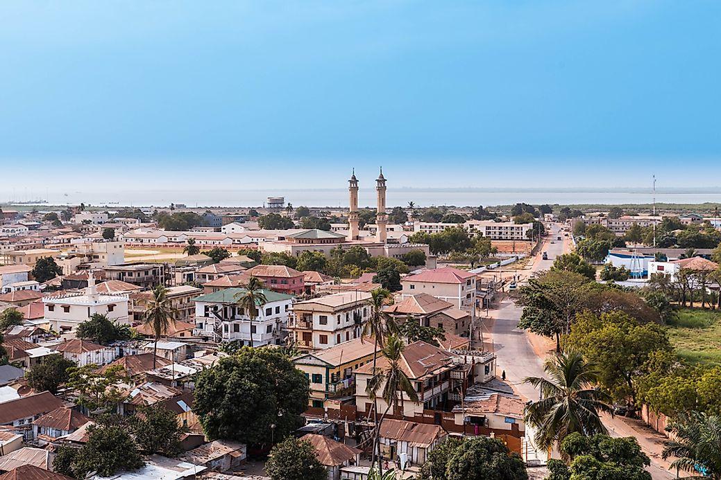 The Gambia - Wikipedia