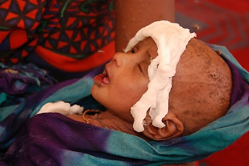 the increasing deaths due to hunger and malnutrition It's a shocking statistic that a child dies of hunger every 10 seconds, very good at grabbing headlines but is it true.