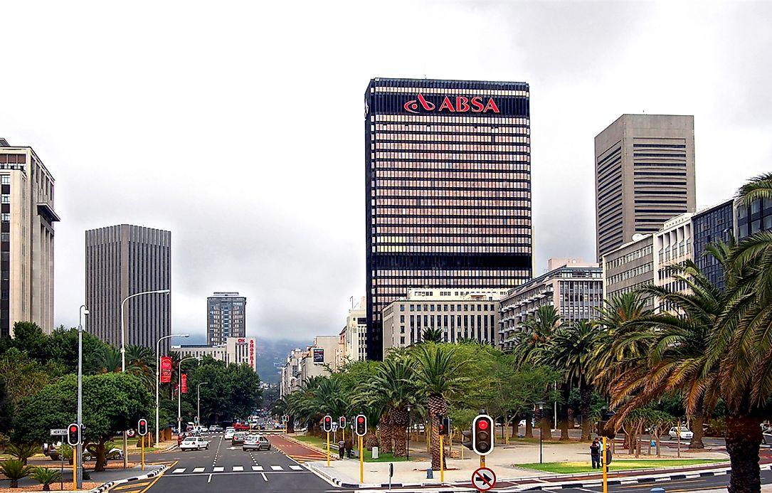 The Biggest Banks in Africa - WorldAtlas.com