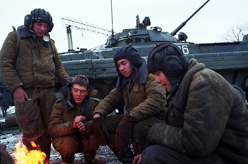 differences between dagestan and chechnya Military lessons from dagestan 46 the differences between youth and the internal troops mvd russia lost more people than during the whole of the chechen war.