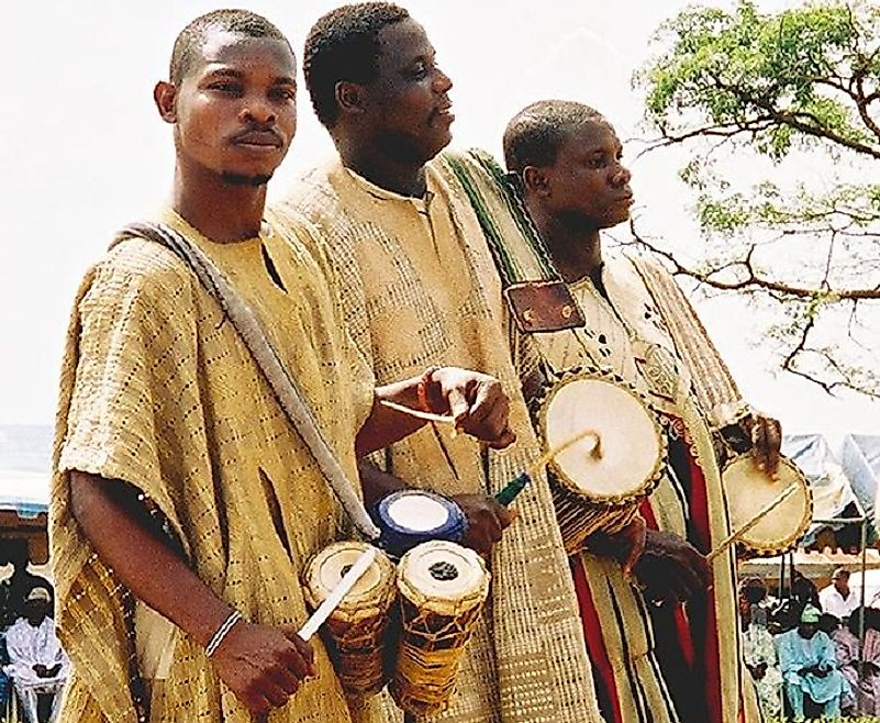 Who Are The Yoruba People Worldatlas Com