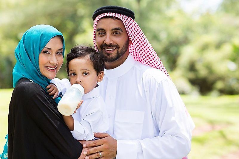 Saudi Arabia's Ethnic Groups And Nationalities ...