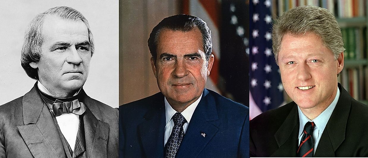How Are U.S. Presidents Impeached? - WorldAtlas.com