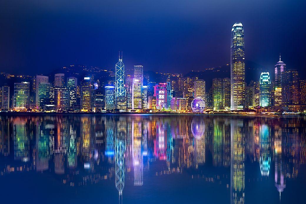 10 Tallest Buildings in the World - WorldAtlas.com
