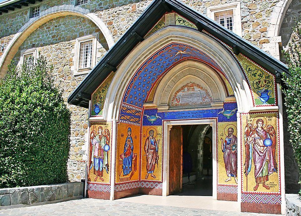 religious beliefs in cyprus worldatlascom