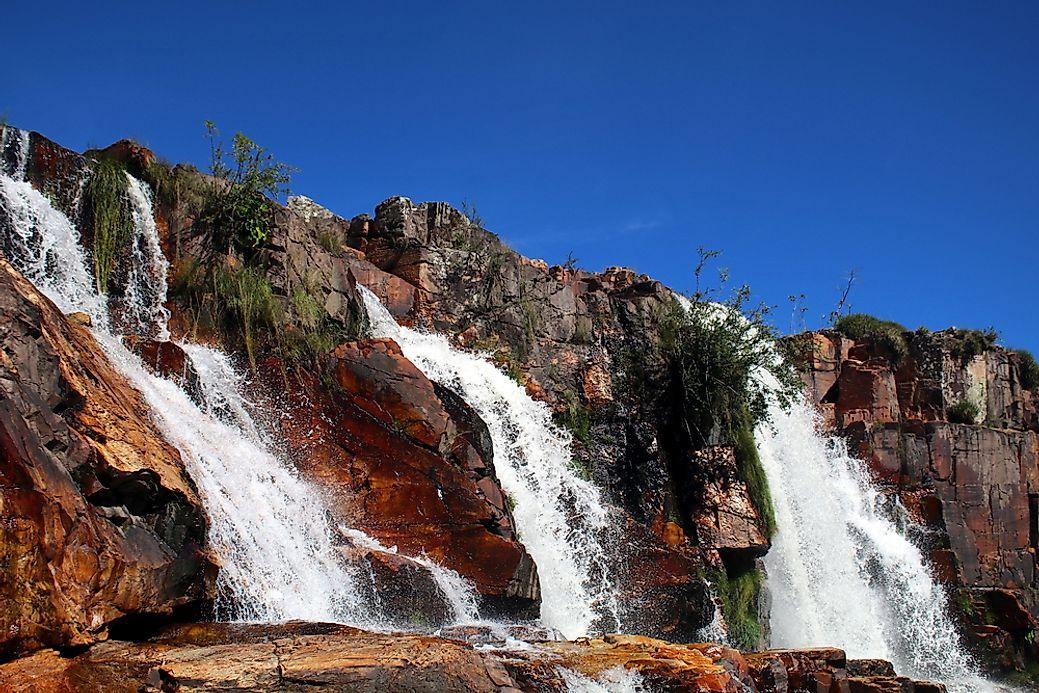 The Biodiversity Hotspot Of The Cerrado Worldatlas Com