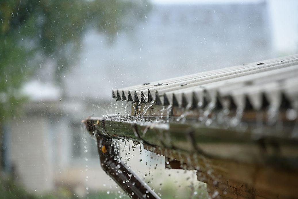 What Is Rainwater Harvesting Worldatlas Com