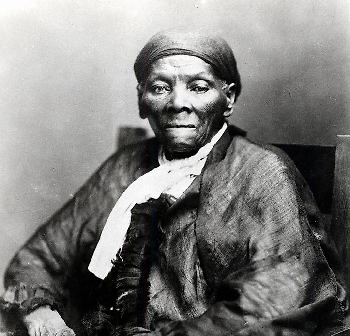 Birth of Araminta Harriet Ross (Harriet Tubman)