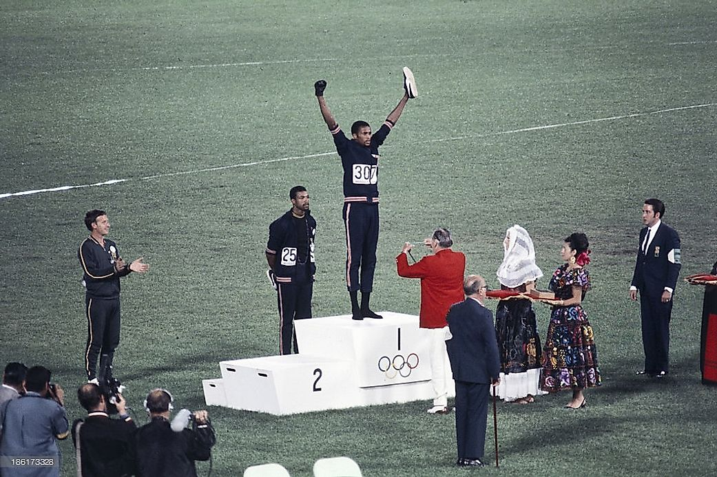 most controversial summer olympic games in history worldatlascom