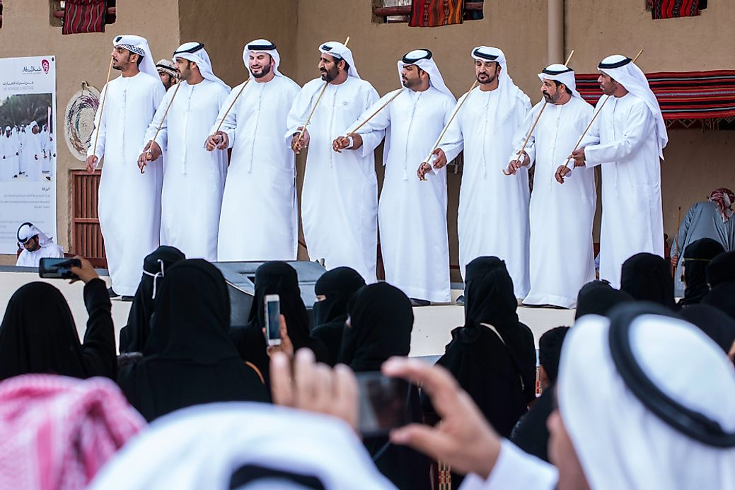 The Culture Of Saudi Arabia - WorldAtlas.com