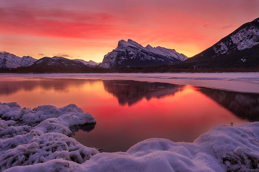 Banff National Park, Canada - Unique Places around the ...