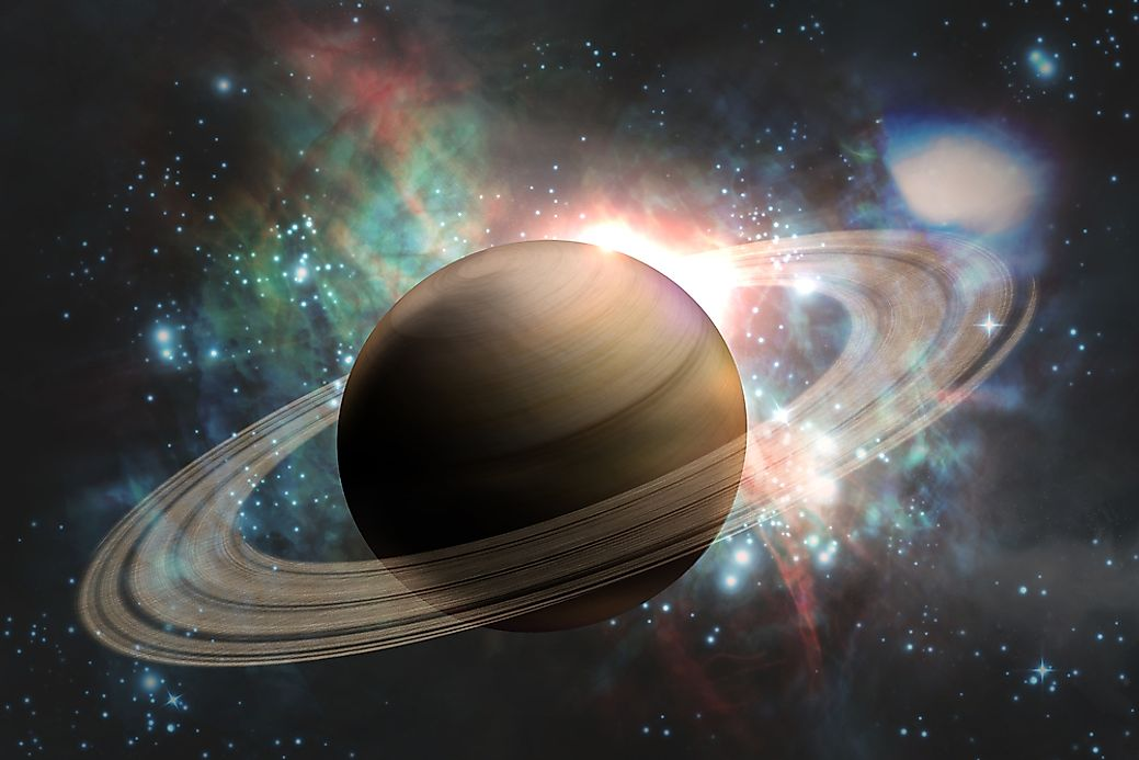 10 Interesting Facts About Saturn Worldatlas Com