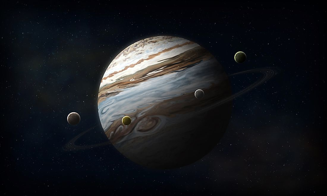 5 Interesting Things About Jupiter's New Moons ...