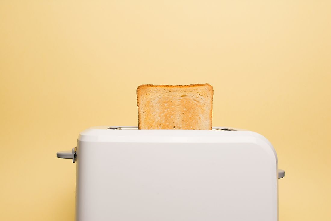 Inventions of the World - Who Invented the Toaster?