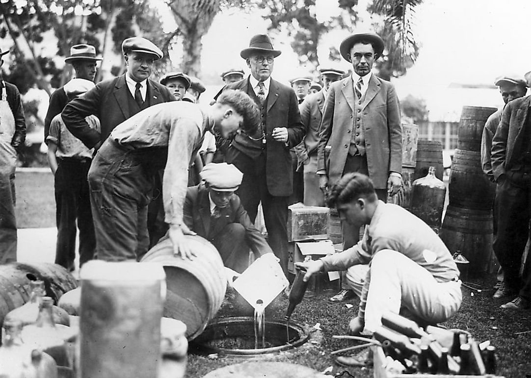 What Was Prohibition in the United States?