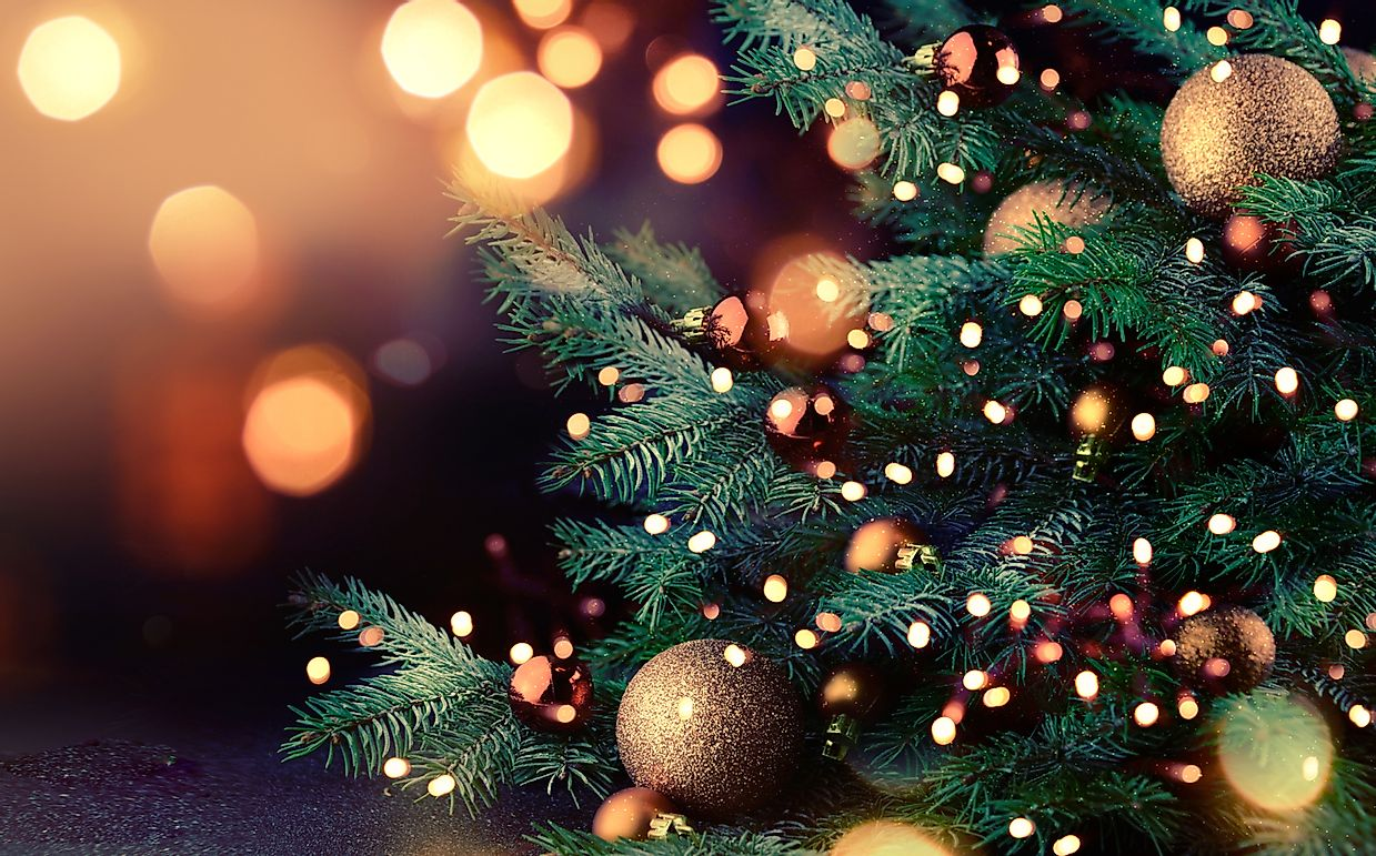 The Origins of 11 Famous Holiday Traditions