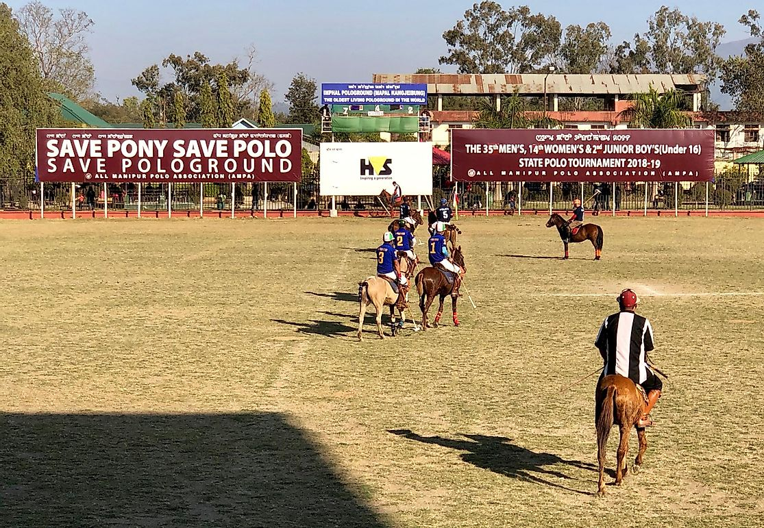 Exploring the World's Oldest Polo Ground