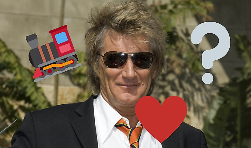 Rod Stewart and His Undying Love for Model Trains and Miniature City Models