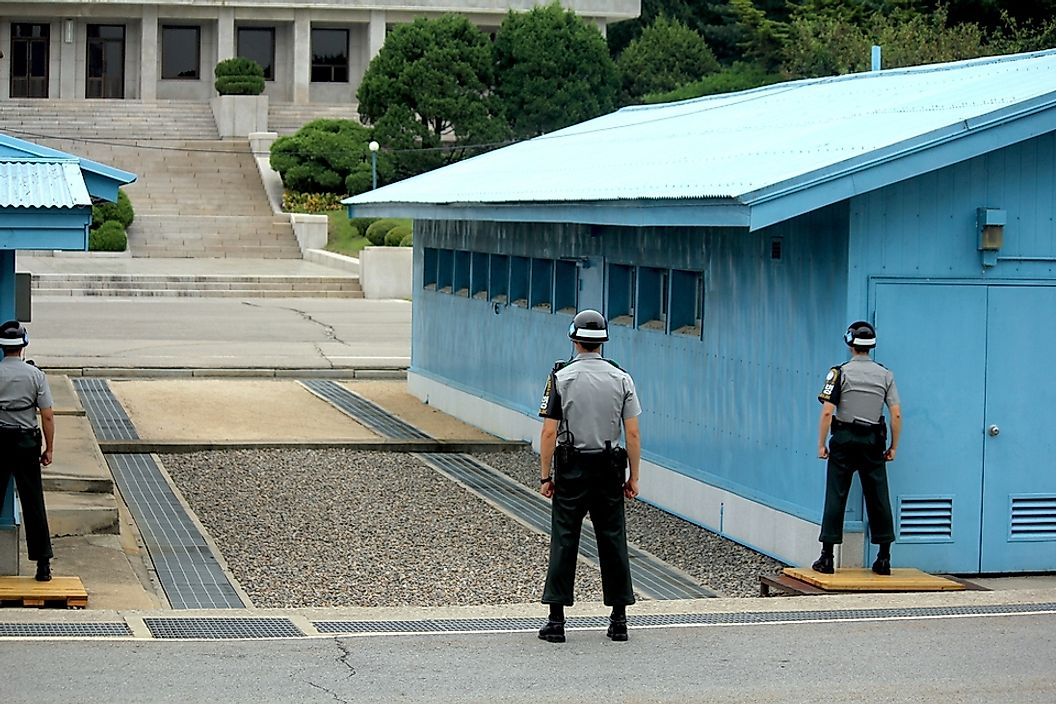 What Is the Korean Demilitarized Zone?