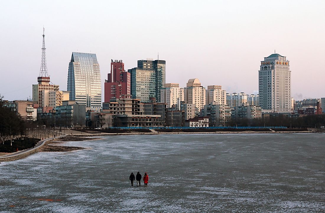 Changchun – The Capital Of Jilin Province