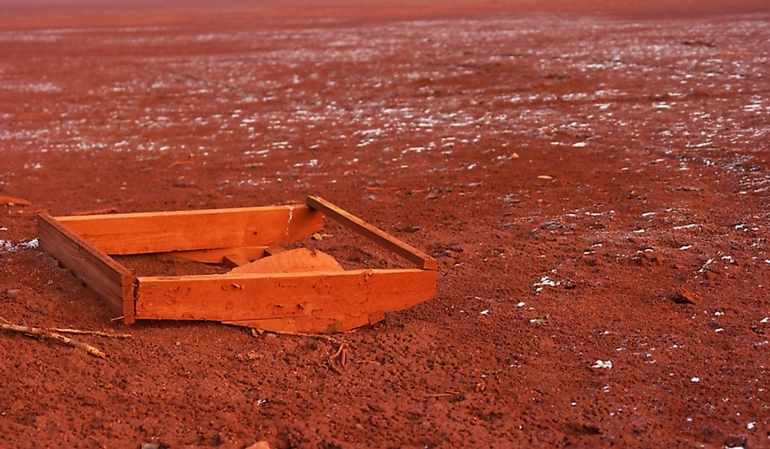 What Are Bauxite Tailings Or Red Mud?