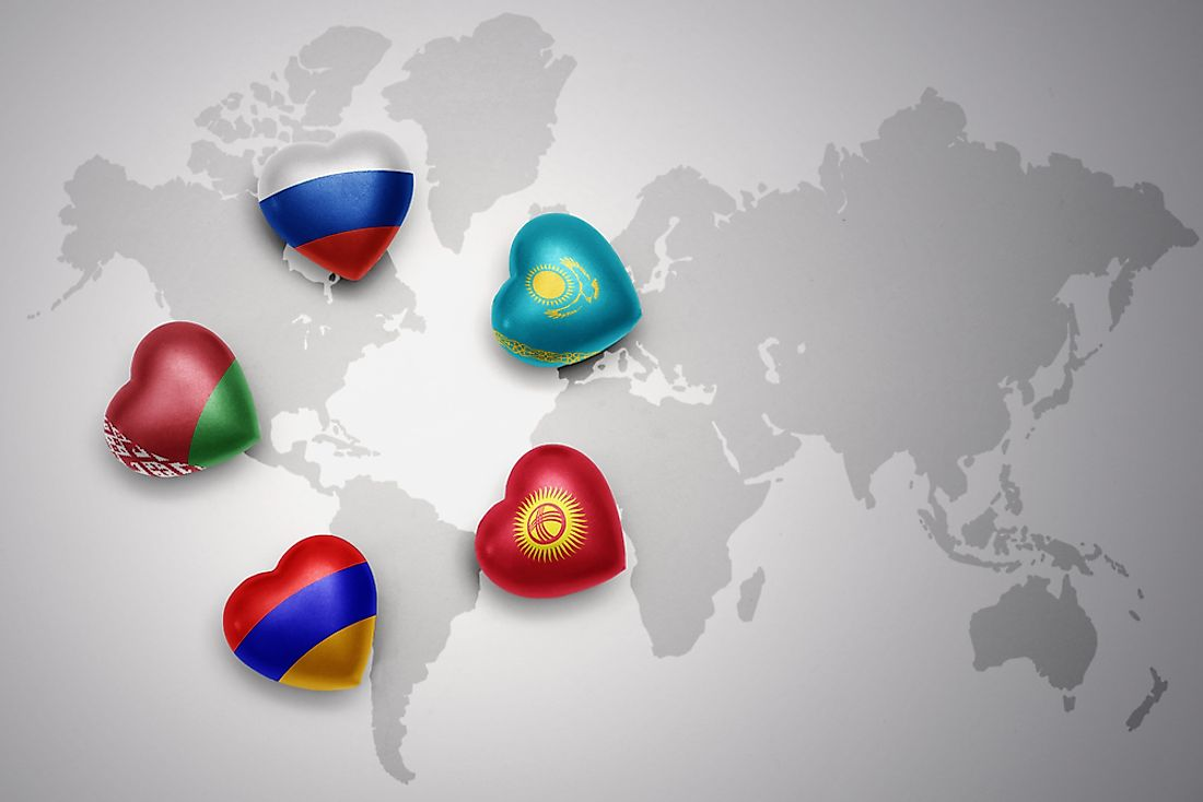 What Is The Eurasian Economic Union?